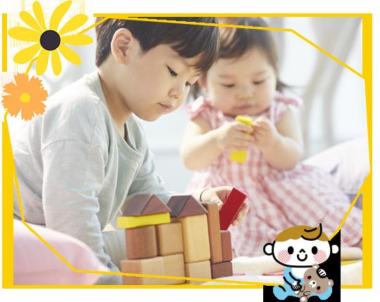 川越なかよし幼稚園では、年間を通じて、親子で楽しみながら、子どもを大きく成長させる様々なイベントを開催しています。